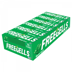 DP. 12 FREEGELLS  MENTA