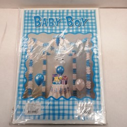 baby boy cotillon baby shower