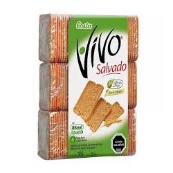 TRIPACK SALVADO VIVO 585